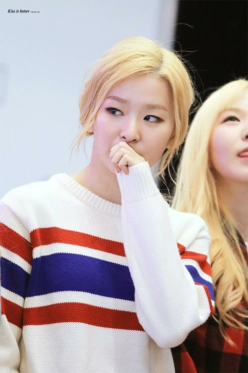 150325 레드벨벳 RED VELVET 슬기 SEULGI Focus @ Superstar SMTOWN Competition Event