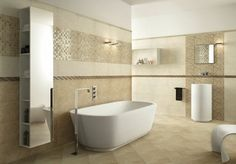 PVC Fliesen Sind Sie Passend Für Ihr Badezimmer Pinterest - Pvc boden bad über fliesen