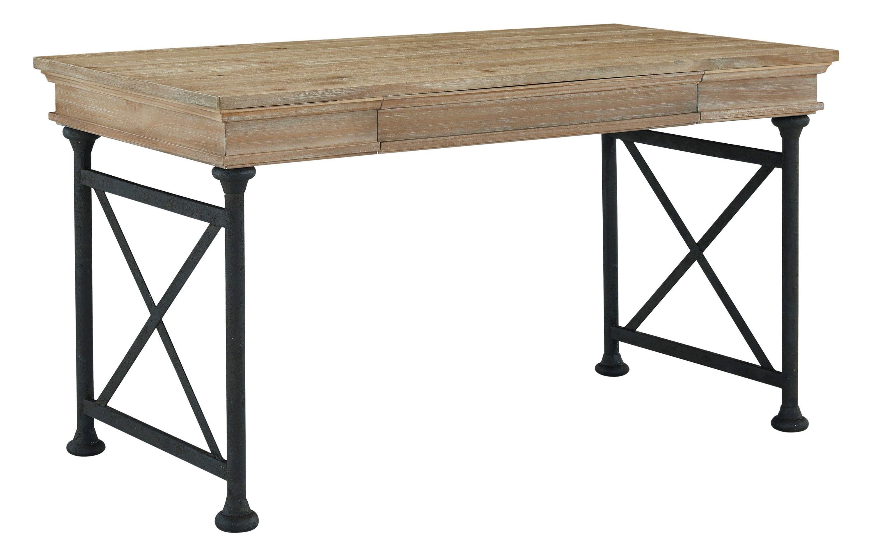 Ashley Shennifin H862-44 Signature Design Home Office Large Leg Desk ...