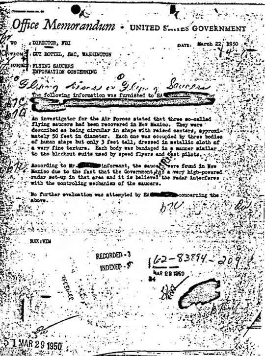 Xfile Government Report Top Secret Classified Roswell Classified
