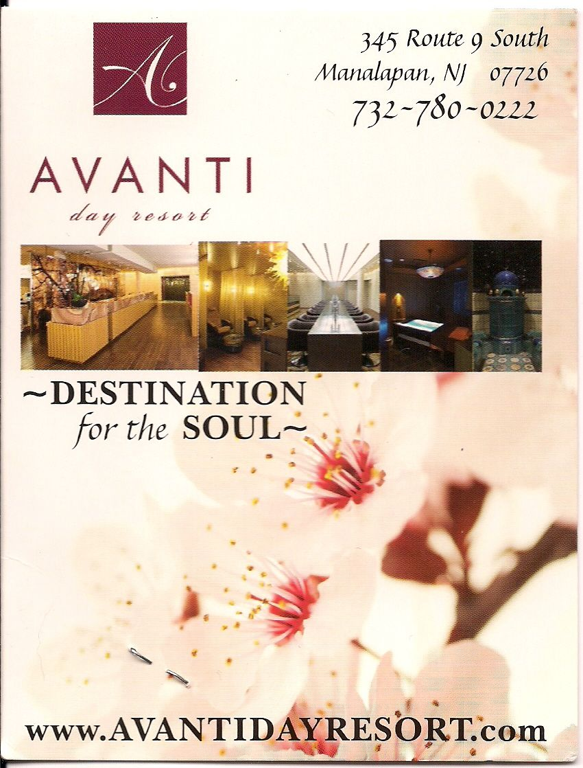 Avanti Day Resort 345 Route 9 South Manalapan Nj 07726 732 780 0222