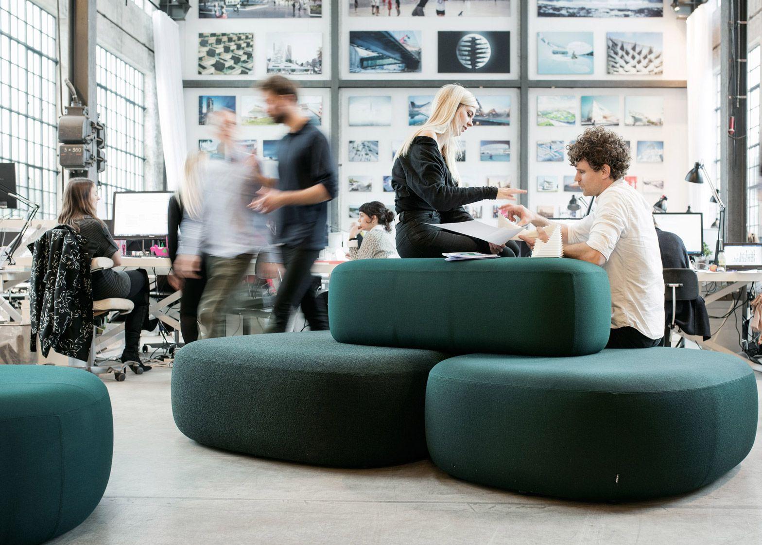 O Sofa by Kilo Design for Halle | design | Pinterest