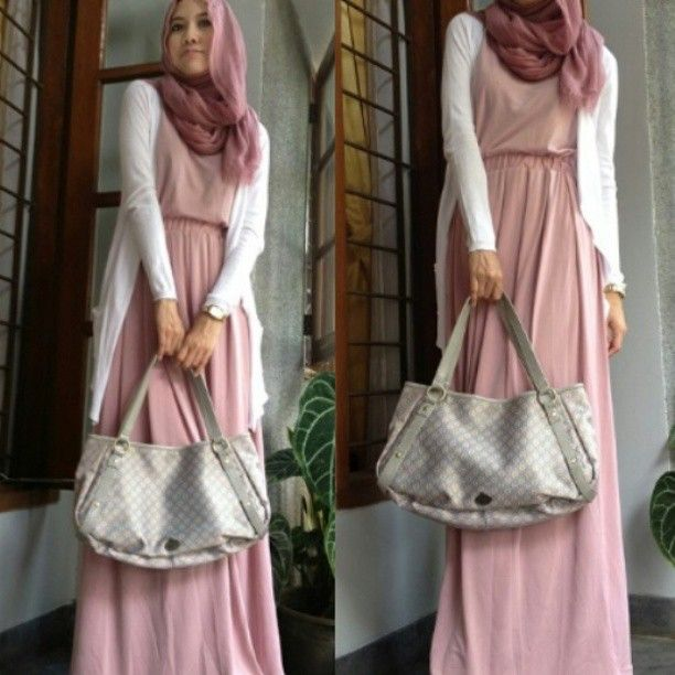 vita_vituy ❤ hijab style | Things to Wear | Pinterest