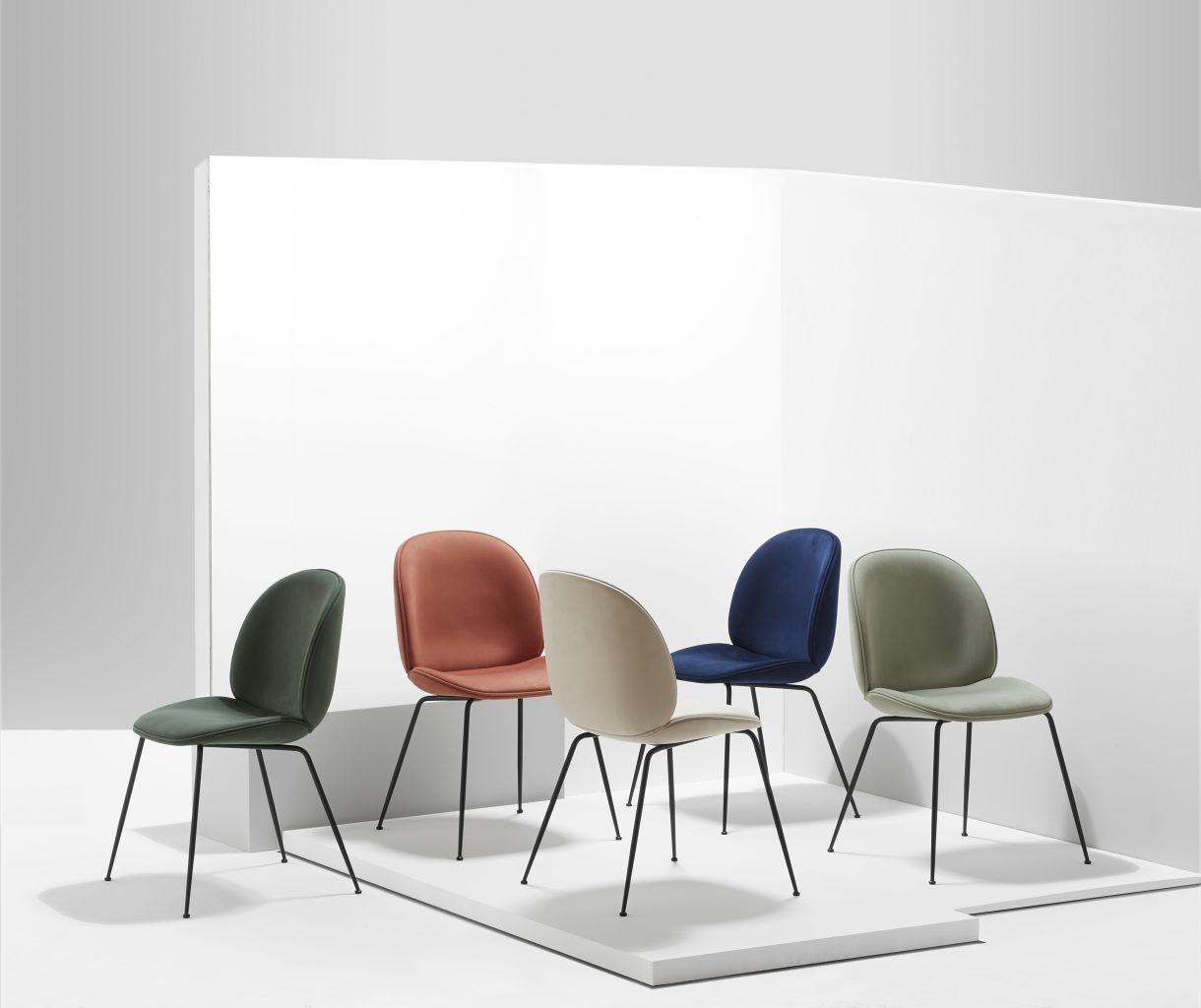 The Iconic Gubi Beetle Chairs Get A Modern Update Beetle