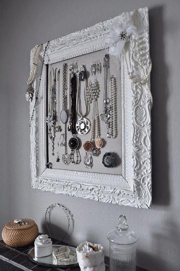 Simple DIY jewellery storage ideas Jeweller Magazine Jewellery
