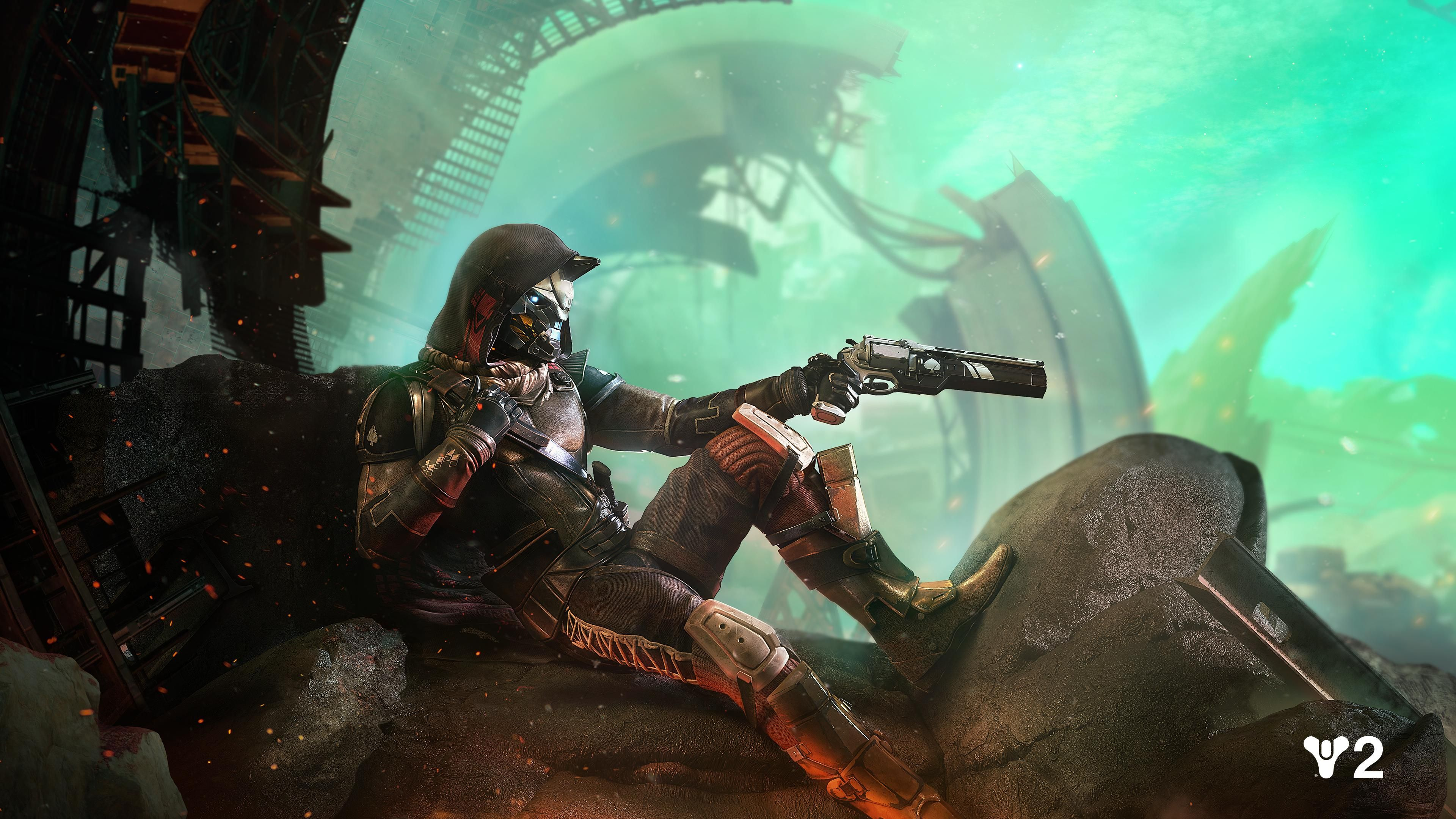 Destiny 2 Cayde 6 HD Games 4k Wallpapers Wallpaper