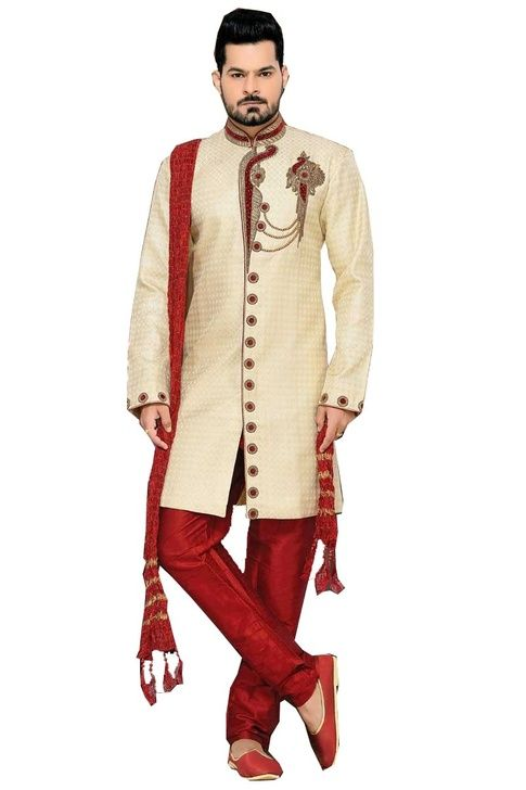 f61112aa93 The Quintessential Charm of The Wedding Sherwani - Amafhh - Quora ...