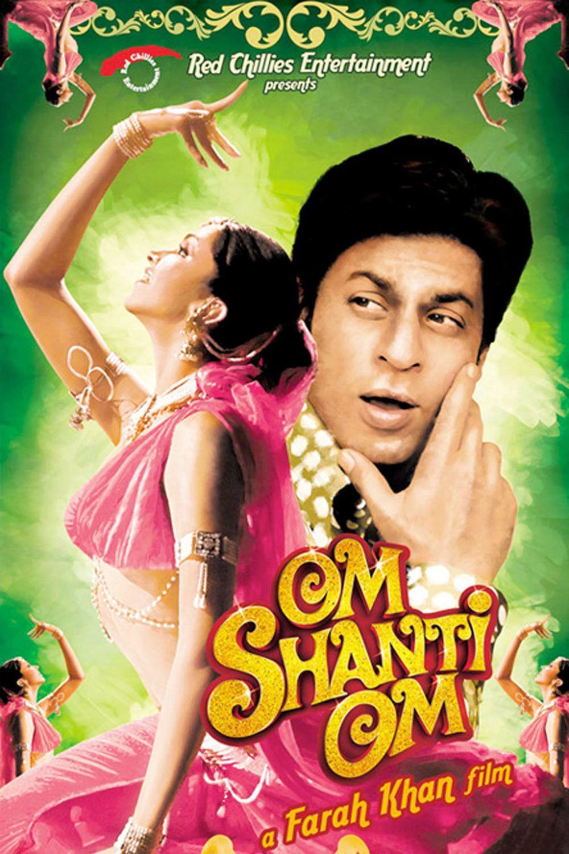 om shanti om 2007 shahrukh khan hindi movie posters