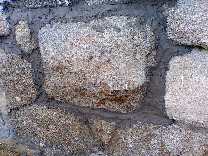Poner piedra en pared great latest piedra para colocar en - Colocar piedra natural ...