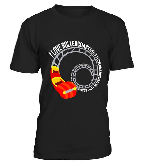 """# I Love Rollercoasters T-Shirt Super Funny Coaster Geek .  Special Offer, not available in shops      Comes in a variety of styles and colours      Buy yours now before it is too late!      Secured payment via Visa / Mastercard / Amex / PayPal      How to place an order            Choose the model from the drop-down menu      Click on """"Buy it now""""      Choose the size and the quantity      Add your delivery address and bank details      And that's it!      Tags: Get your humor mode on with…"""