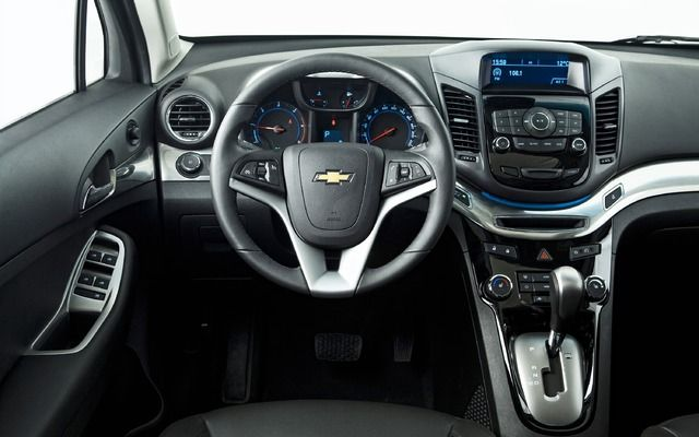 Chevrolet 2014 Orlando Interieur