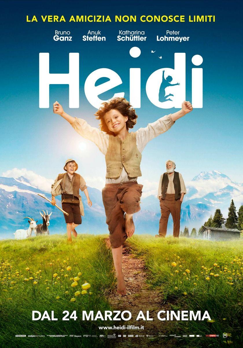Heidi Film 2015 Film Film Per Bambini Guardare Film