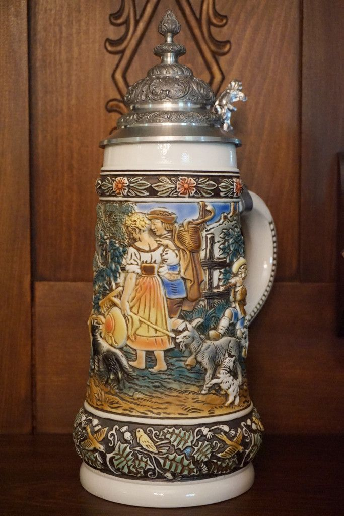 Gerz Romantic Collection Stein In 2020 Old Paintings