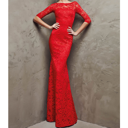 فساتين ناعمه 2019 فخمة وراقية Red Evening Dress Soft Dress Formal Dresses