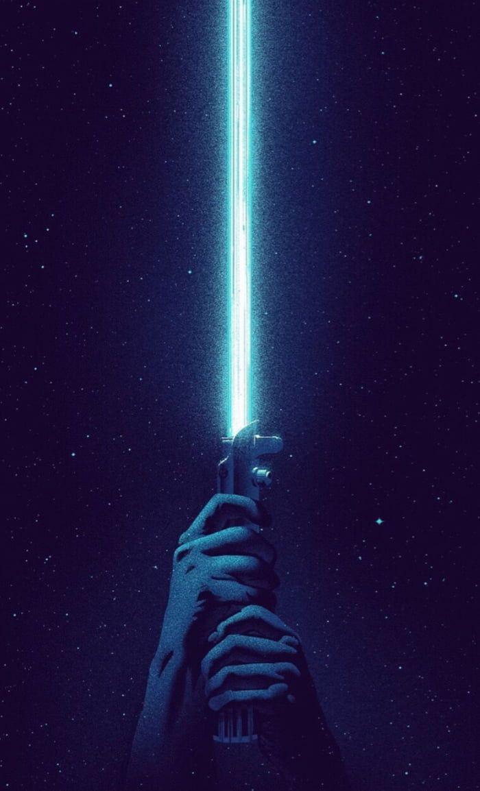 Best Star Wars Wallpaper Ever Star Wars Light Saber Star Wars Light Star Wars Background