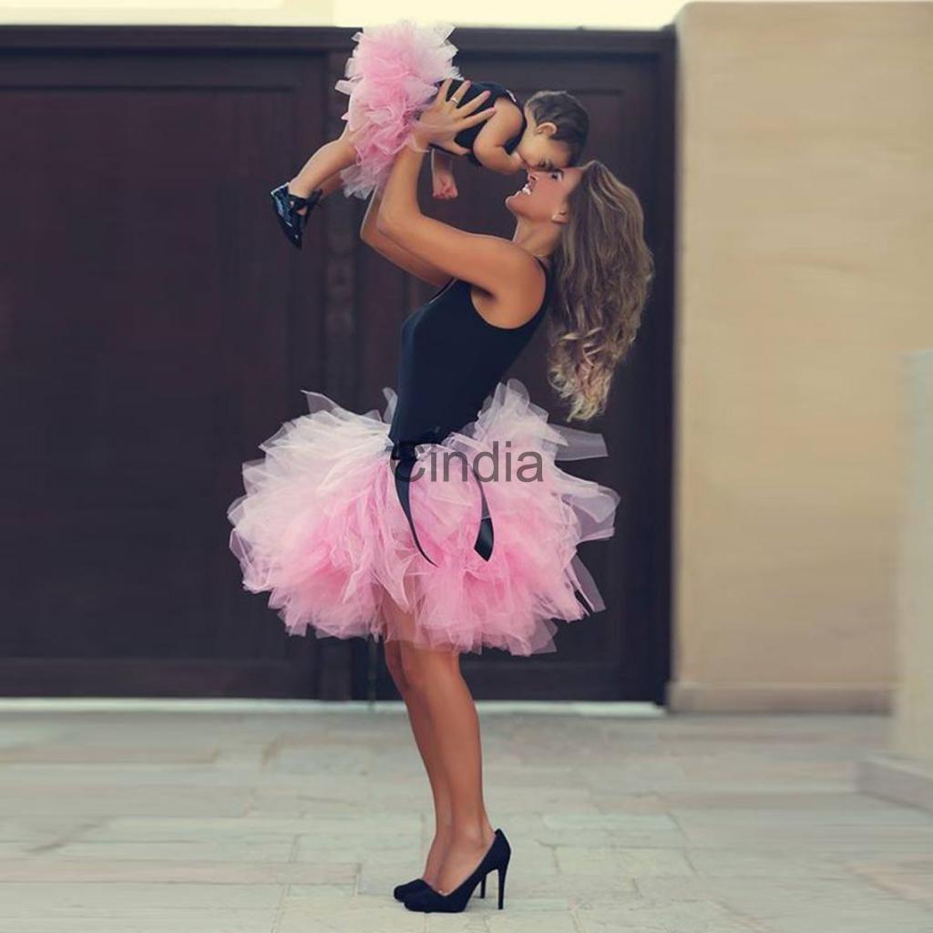 6f88675b4 Hot Girls Womens Tutu Skirt Dresses Cute Tulle Ballet Party ...