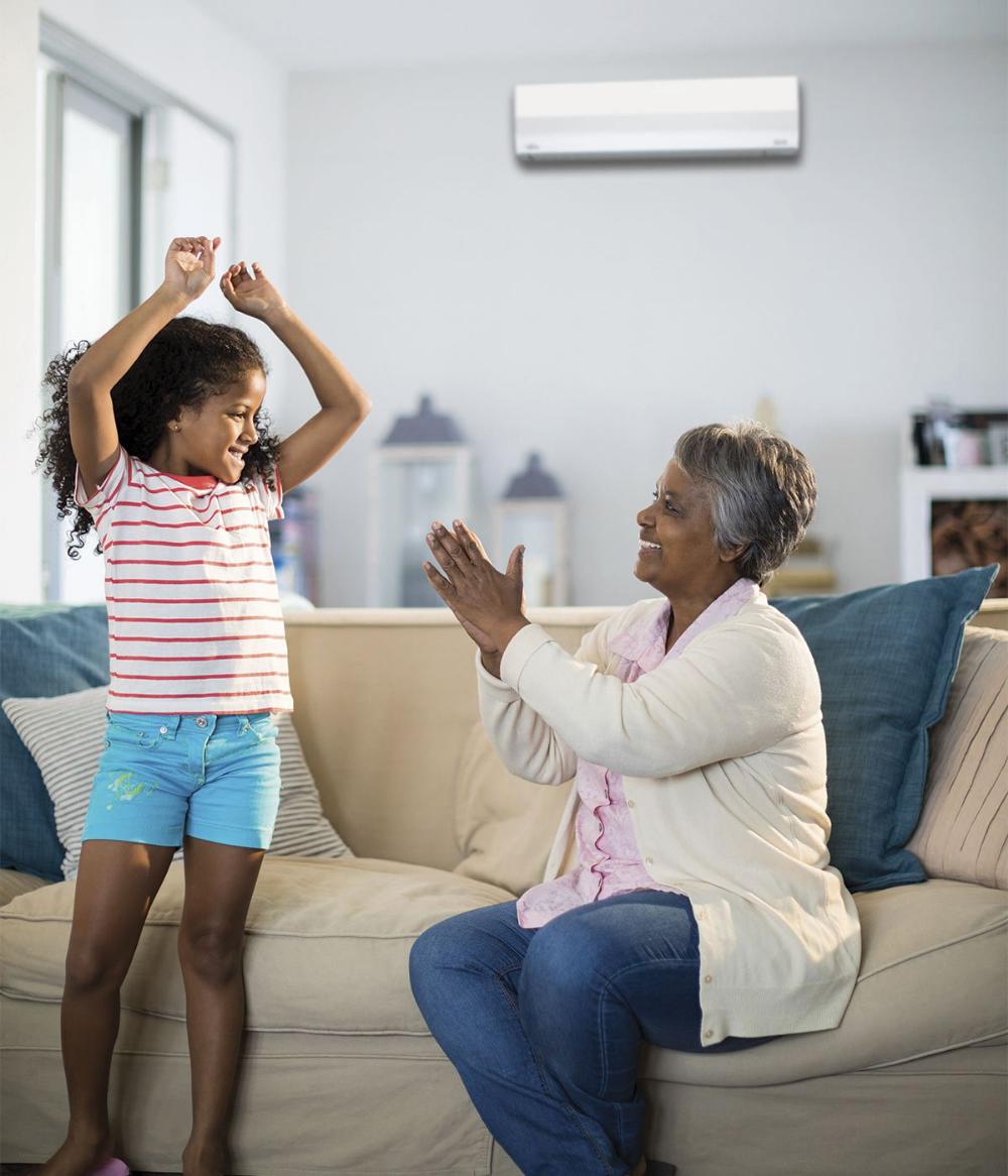 In MultiGenerational Homes, Some Like It Hot—But Some Not