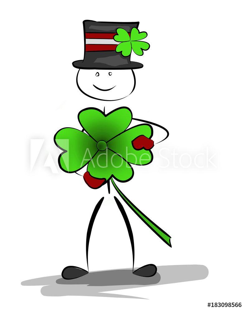 Klee PNG-Bilder - Vier-blättriges kleeblatt Glück Saint Patrick ' s Tag  clipart - Klee.