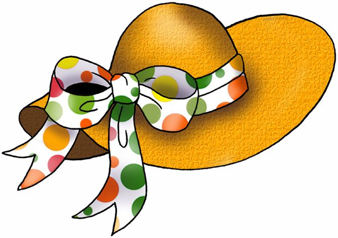 Crazy Hat Day Clipart - Clipart Kid   Crazy hat day, Crazy hats ...