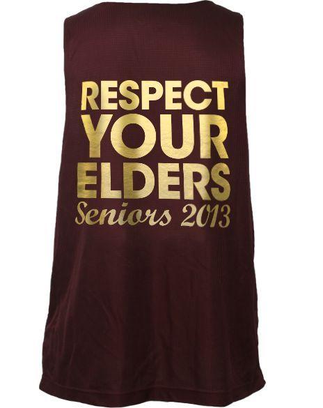 Alpha Phi Respect Jersey - Back http://itz-my.com | Human Resource ...