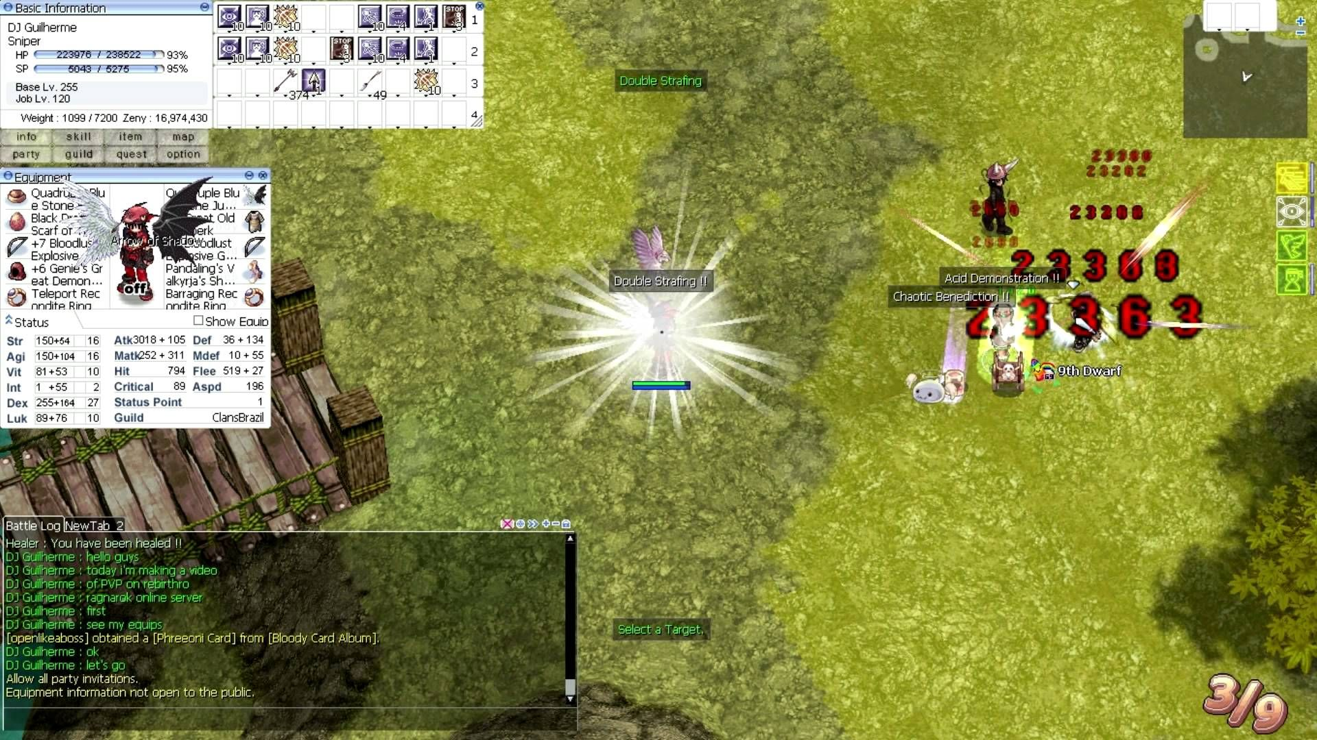 Download and play Free Rebirth sakray MMORPG Ragnarok Online private