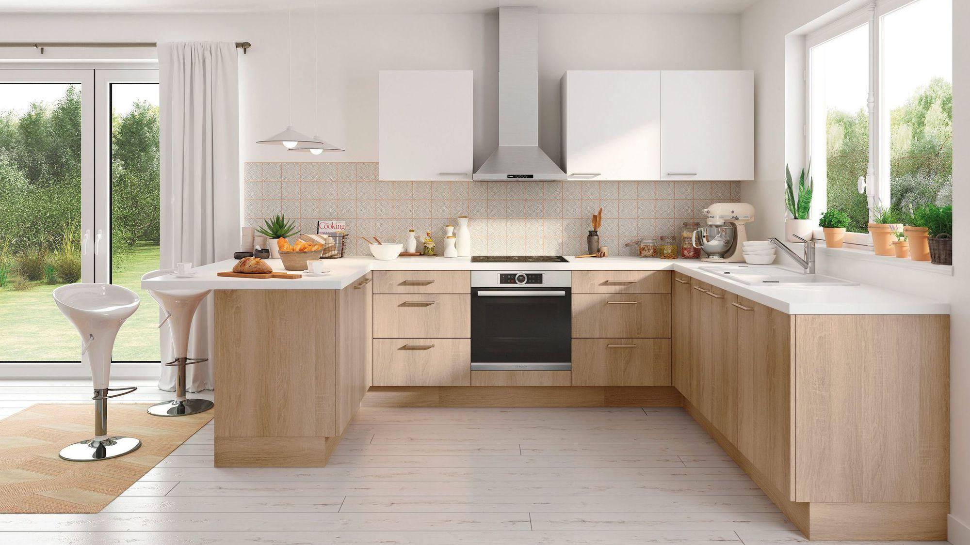 aménagement d'une cuisine : les 5 règles à connaître | déco cuisine