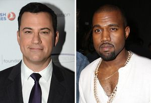 Kanye West Blasts Jimmy Kimmel Over BBC Interview Spoof