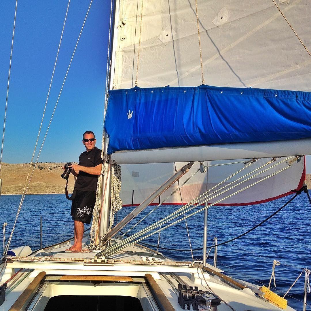 #Croatia #sail #sailing #boatlife  #yacht #sailingstagram #sailboat #skipper #sea #sailinglife #hostesslife #vitaminsea #dreamjob #hostess #socialmedia #crew #sailaway #yachtlife #mediterranean #travel #wanderlust #europe #explore #everythingzen #digitalnomad #nomad #yachtweek #sealife #sailporn #sailcroatia by thing_zen