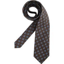 Eton corbata para hombre marrón Eton