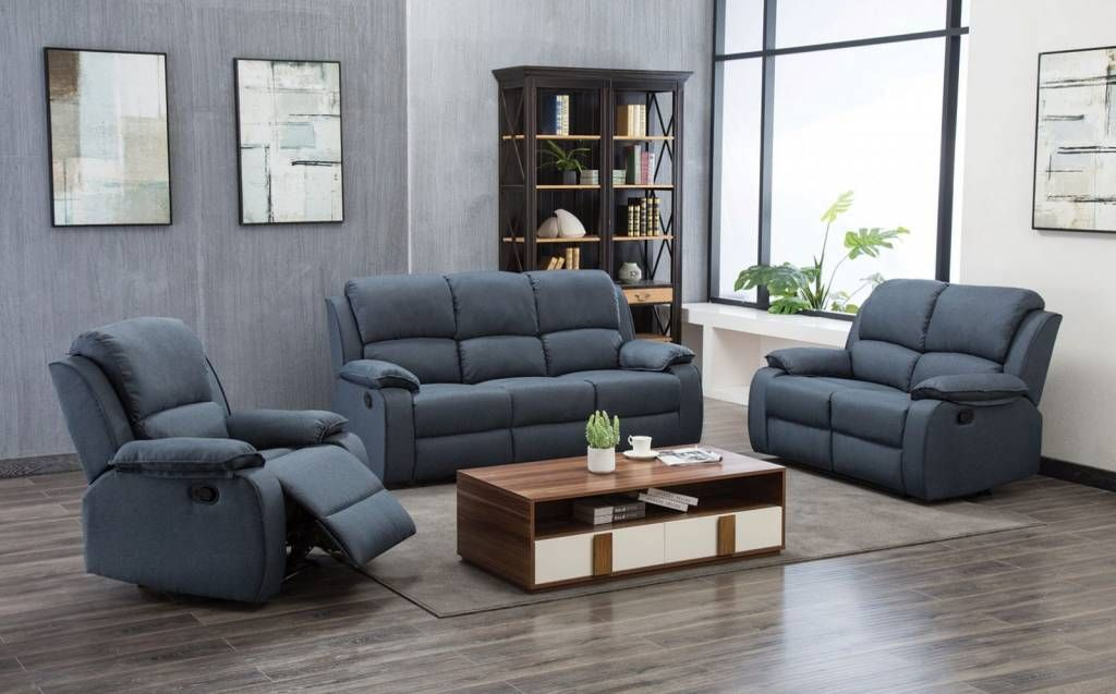 Bexley Reclining Sofa Freitaslaf Net Ltd Reclining Sofa Blue Sofa Interior Design