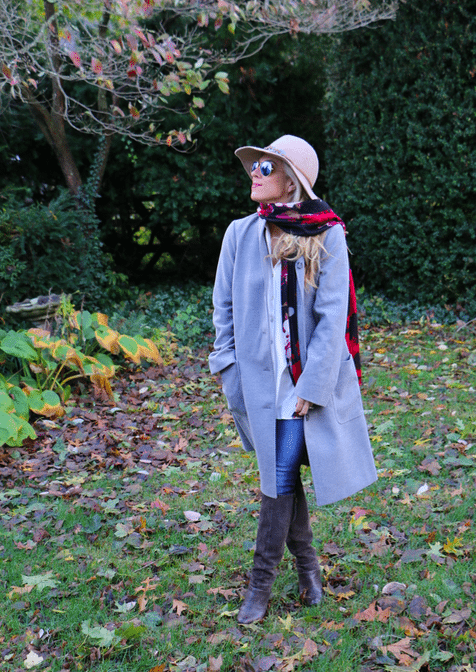 The J.Jill Chelsea Coat is perfect for a variety of fall outfits.