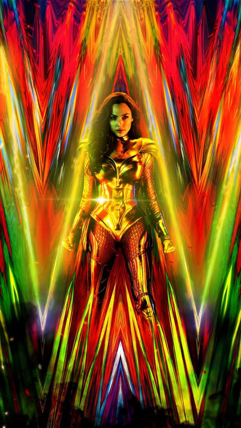 Animated Video Gif Wonder Woman 1984 Video Wonder Woman Art Dc Comics Wallpaper Wonder Woman