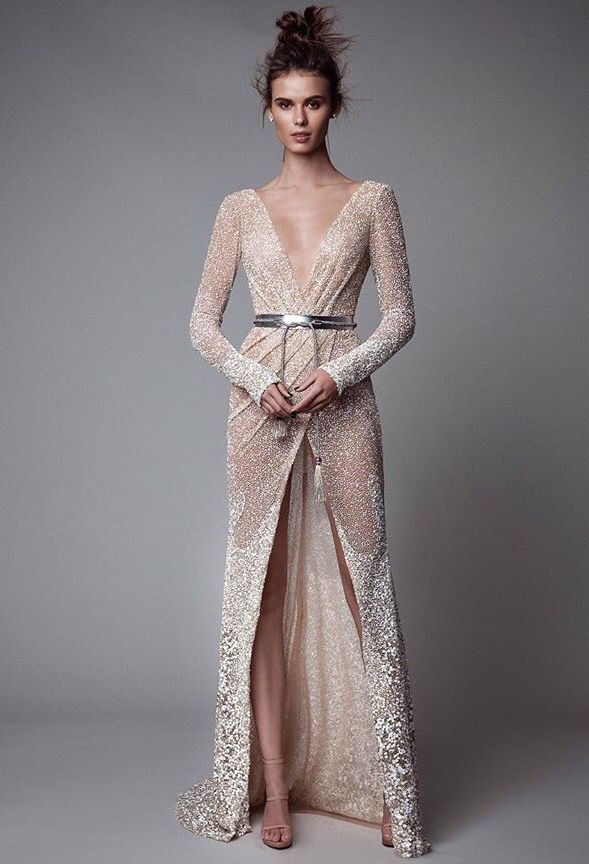 Berta evening gown | Clothes | Pinterest | Gowns, Formal gowns and ...