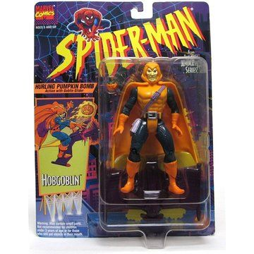 Spiderman Hobgoblin Figure