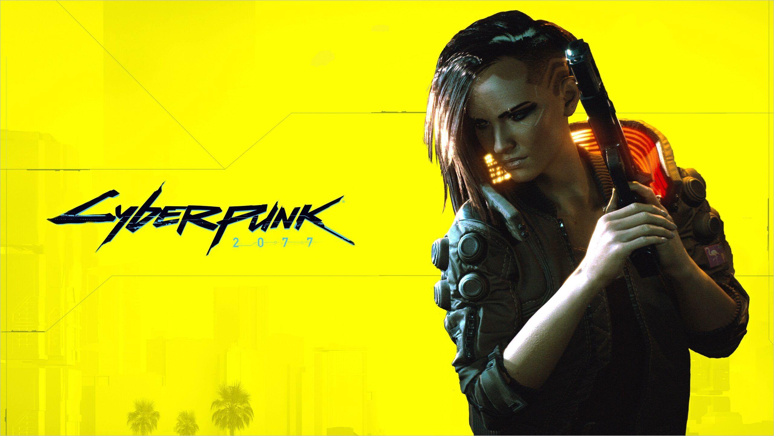 Cyberpunk 2077 4k Wallpaper Yellow In 2020 Cyberpunk 2077 Cyberpunk Wallpaper