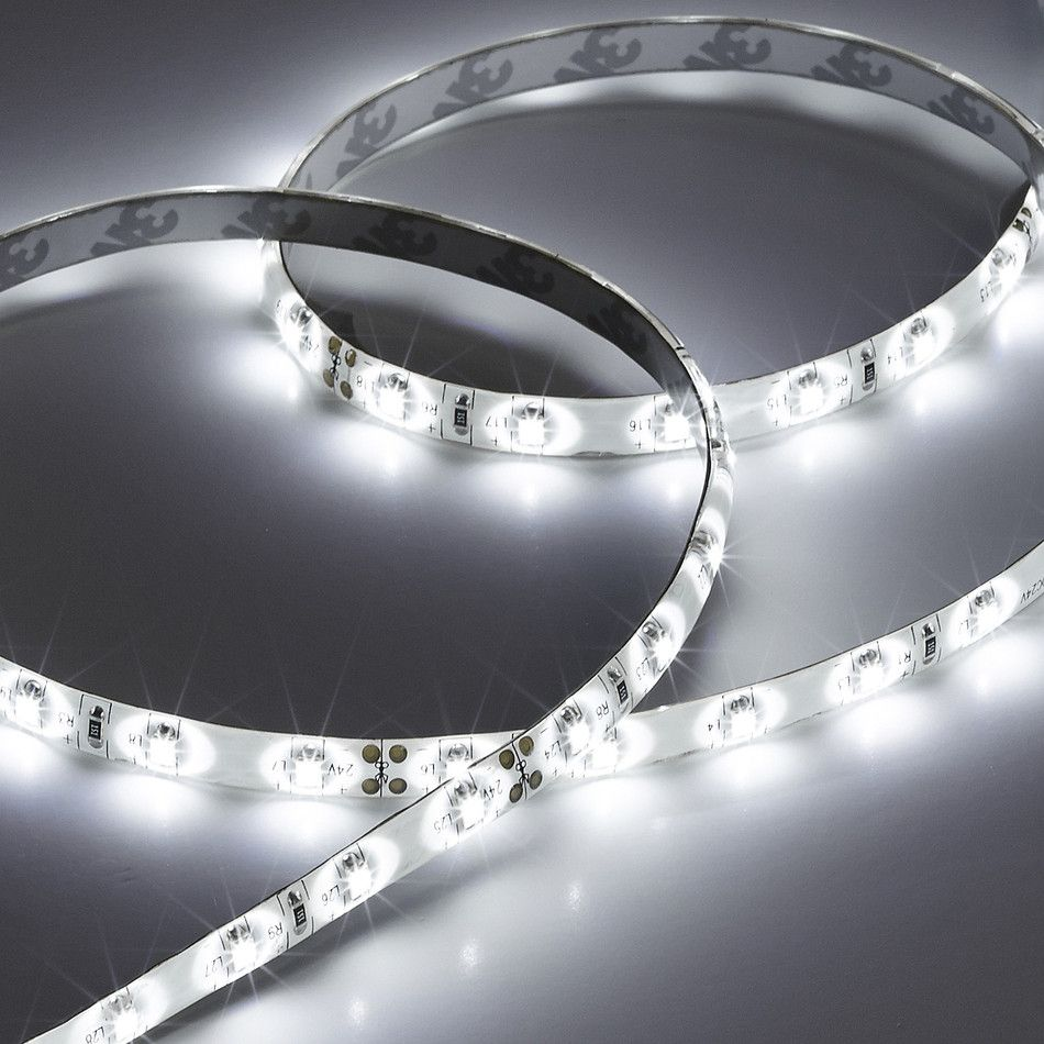 1m connectable led strip light with 60 white leds home lights and 1m connectable led strip light with 60 white leds aloadofball Choice Image