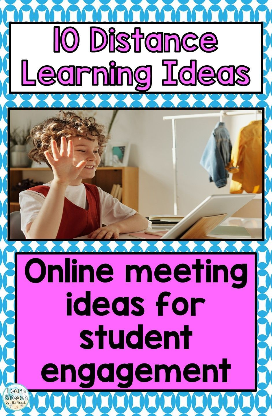 Photo of Distance Learning Ideas