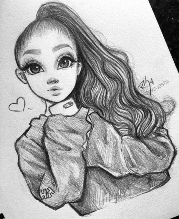 ▷ 1001 + ideas de dibujos en blanco y negro para niños y adultos