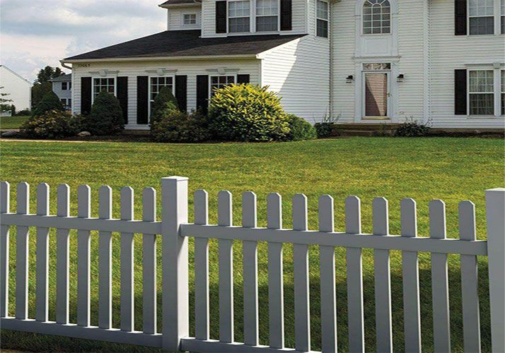 Pvc Picket Fence Cost In Malaysia Outdoor