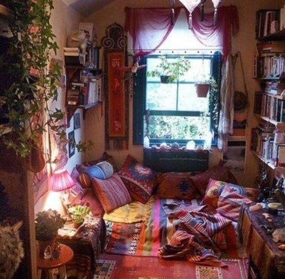 Boho Hippie Bedroom: Boho Room, Gypsy Room