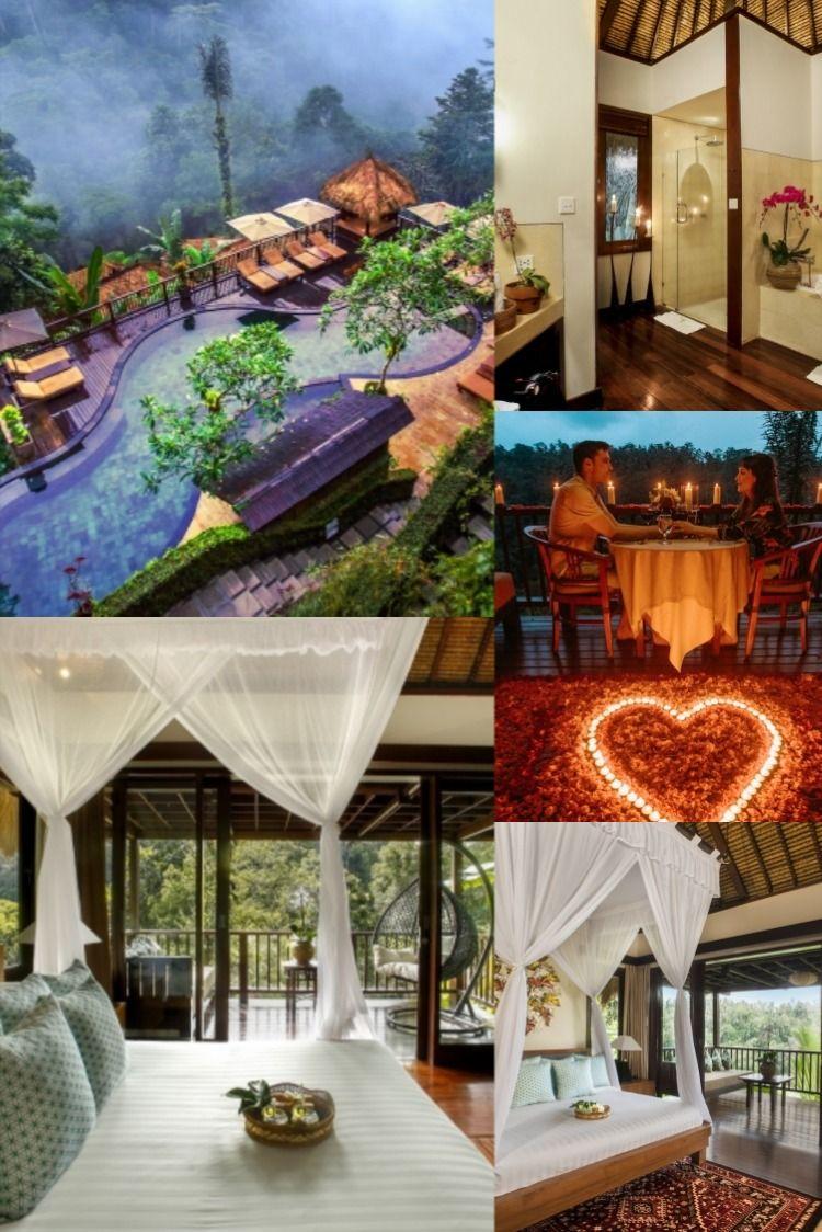Nandini Jungle Resort & Spa Bali in 2020 Bed and