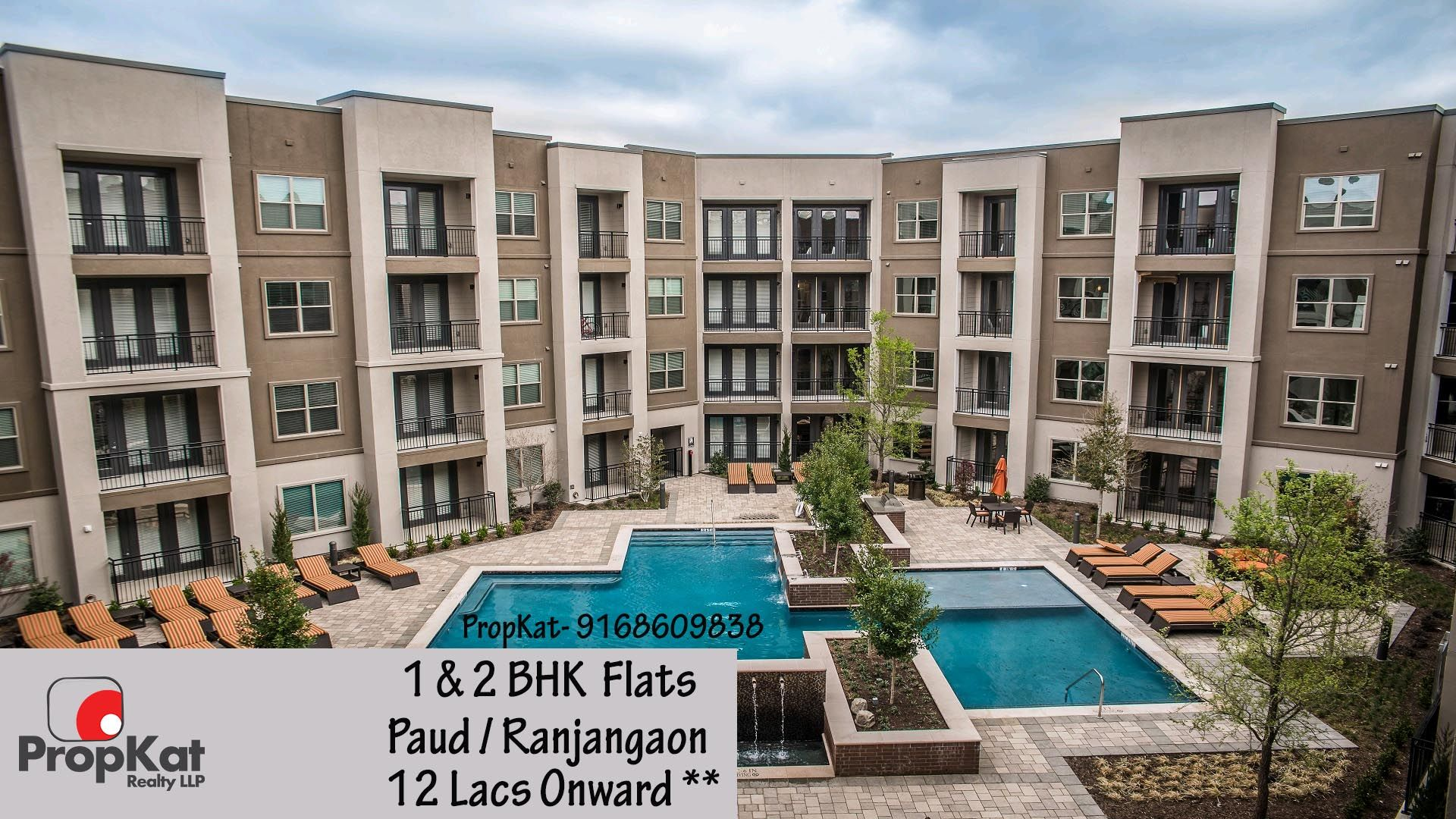 1 2 Bhk Flats Paud Ranjangaon 12 Lacs Onward Propkat 9168609838 Pune Paud Ranjangaon Flatsinpune 1bhk Berkshire Views House Styles