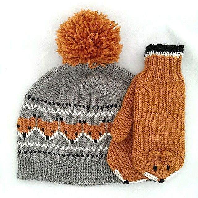 Photo of Gurimalla's Fox beanie