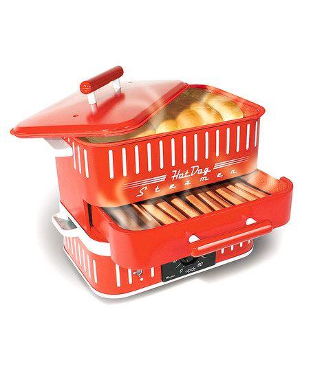 Retro Hot Dog Steamer Bun Warmer Home And DIY Pinterest - Diy bun warmer