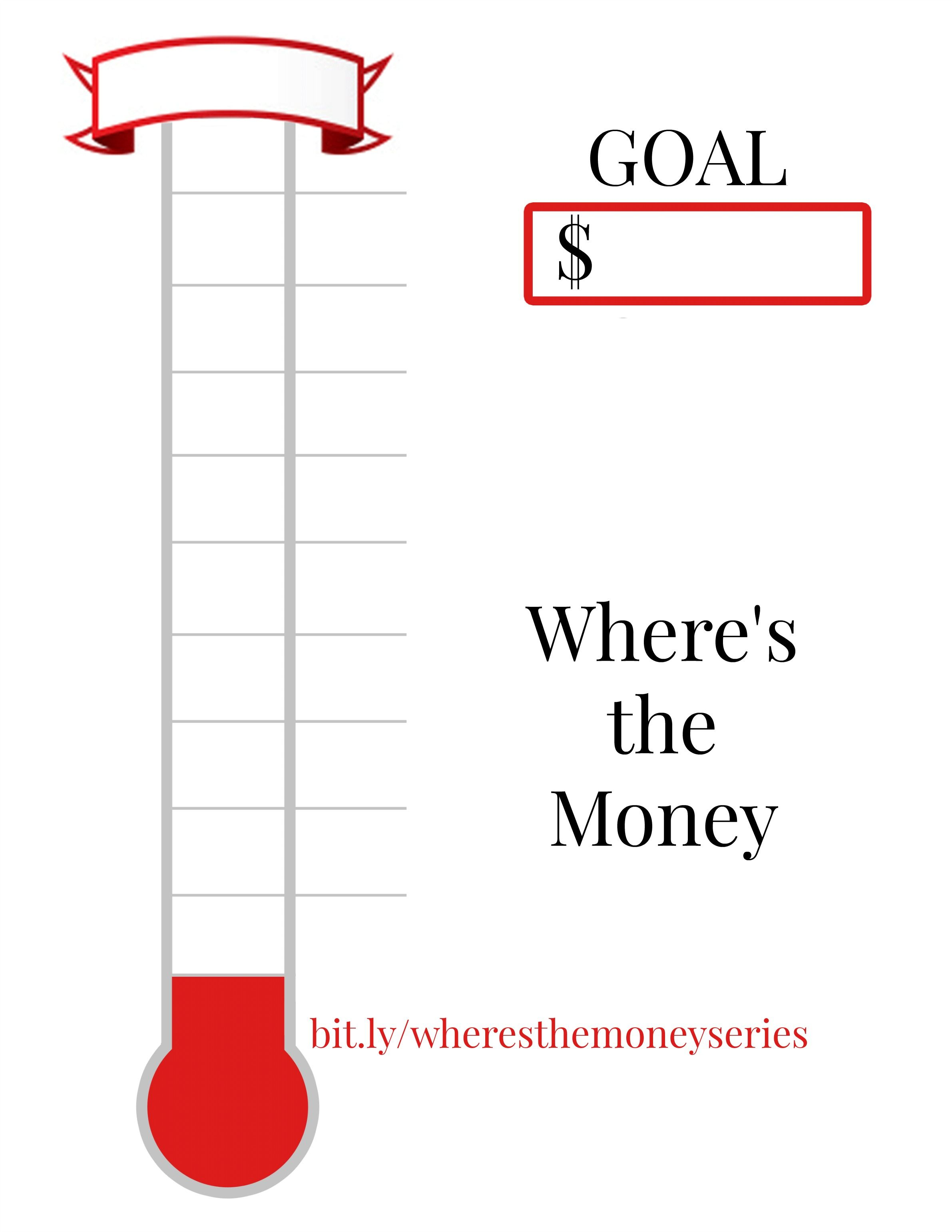 Where S The Money Free Series With Images Fundraising