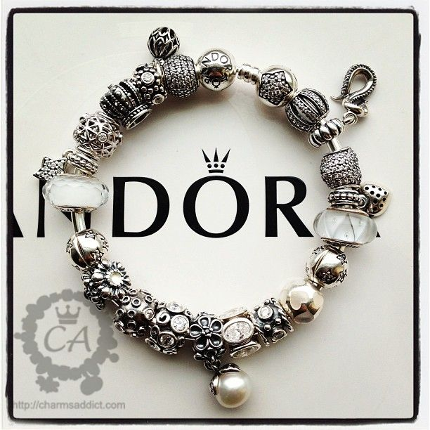17+ Images About Pandora Bracelets And Charms On Pinterest