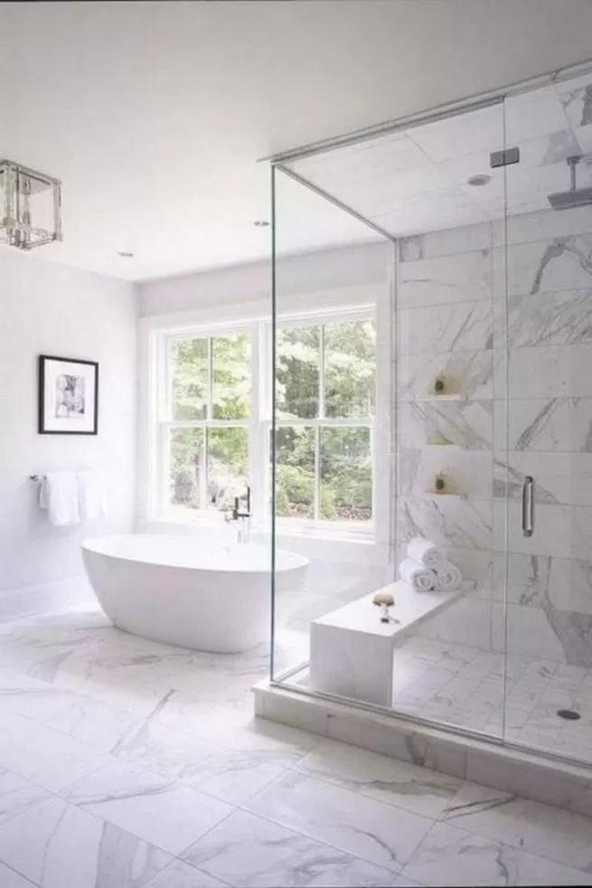 18 Wonderful Design Ideas Of Bathroom You Will Totally Love Lmolnar Modern Master Bathroom Bathroom Tile Designs Master Bathroom Design
