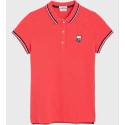 Photo of Gant Tech Prep™ Le Mans Polo-Shirt (Rot) Gant