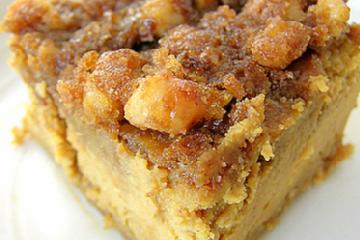 Pumpkin Cheesecake (A Cheesecake Factory Copycat)