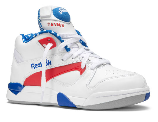 4097a6d4c9f98e Reebok Court Victory Pump Stash White   Reebok Royal   Rbk Red   Carbon